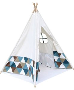 Zach 4 Poles Teepee Tent