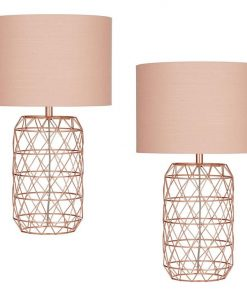 Ezra Table Lamp (Set of 2)