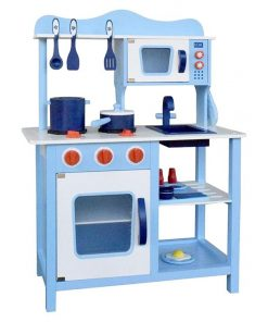 Bobby Wooden Play Kitchen