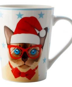 The Mob Christmas Mademoiselle Mug