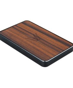 Woodie Rosewood Wireless Charging Powerbank