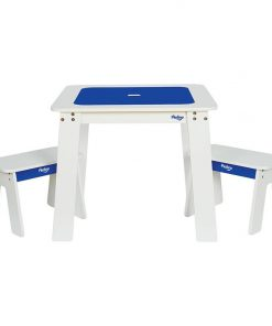 Kids Chalk Table and Benches