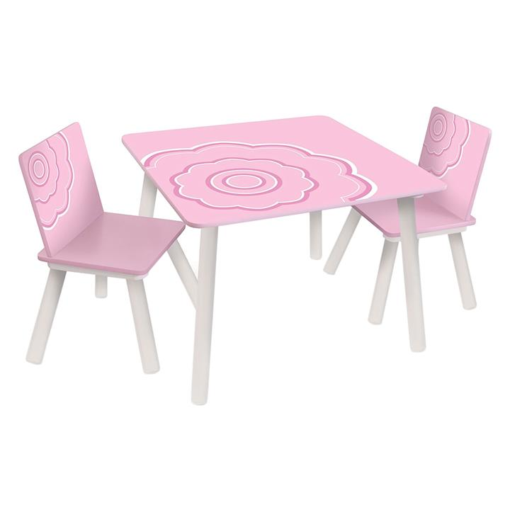 Classically Cool Table and Chairs