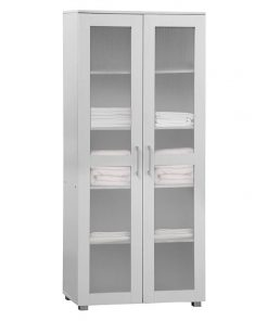 Aspen Double Door Display Cabinet