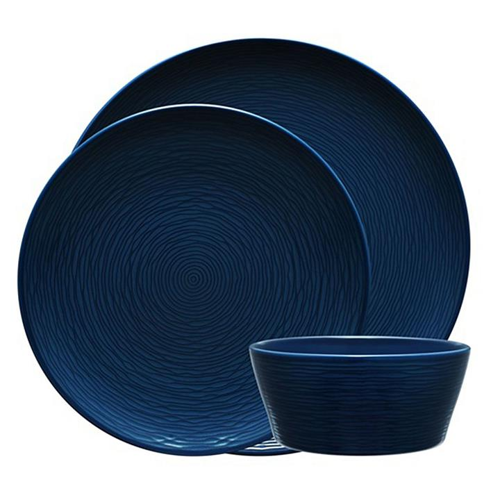 GoG & NoN Swirl 12-Piece Dinner Set