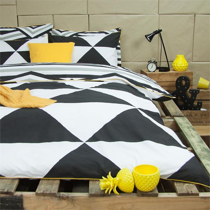 Tyrell Quilt Cover Set