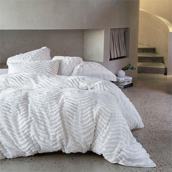 Drift Quilt Cover Set