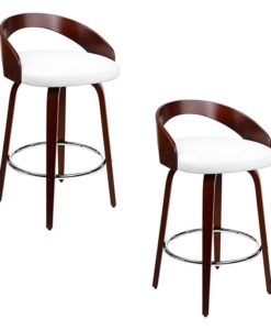 Saxo Bar Stool (Set of 2)