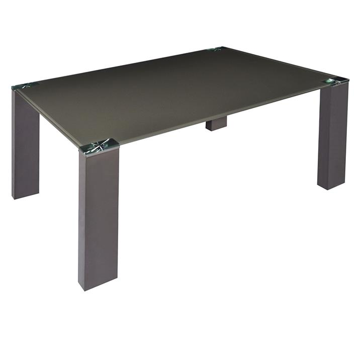 Fiona Graphite Dining Table