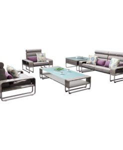 Highway 4-Piece Outdoor Lounge Setting