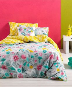 Wonderland Quilt Cover Set