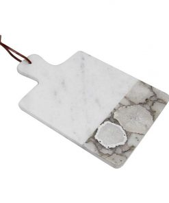 Marble & Agate Chopping Board