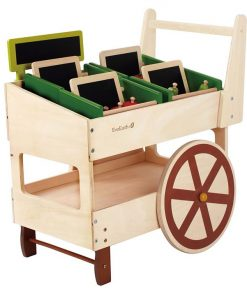 Organic Fruit & Veg Cart
