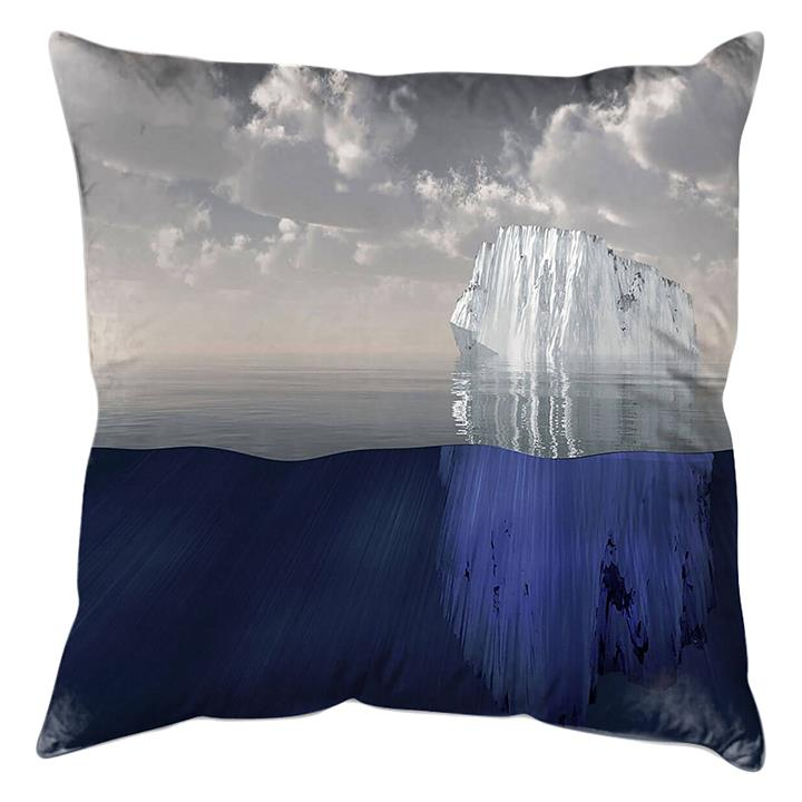 Glacier Extraction Cushion
