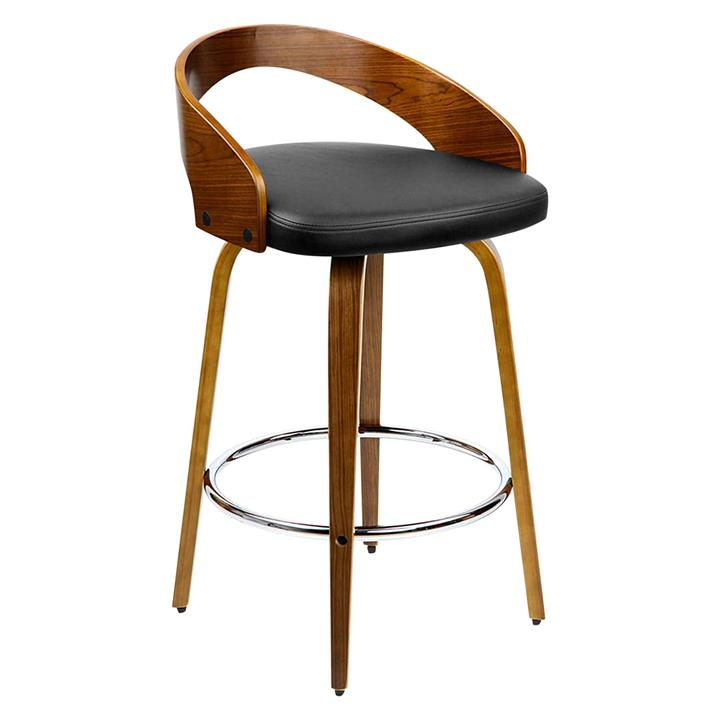 Glenrose Swivel Bar Stool