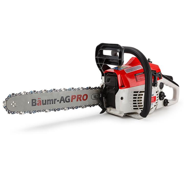 "Baumr-AG 16"" Ultra Light 38cc Petrol Chainsaw SX38"