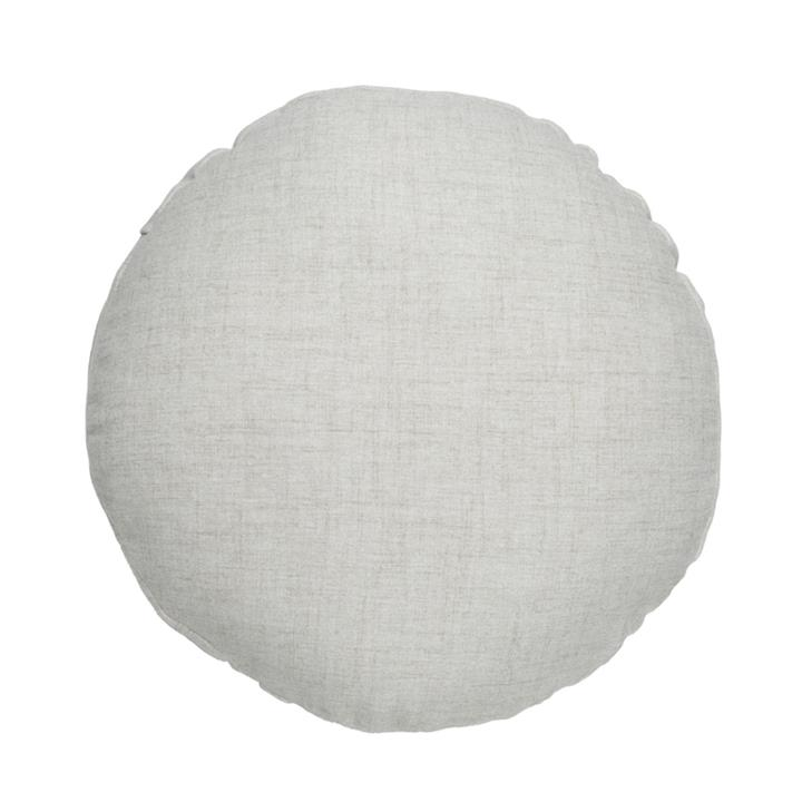 Cashmere Dove | Round Cushion