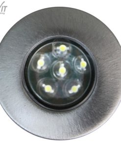 LED Deck Light DIY Outdoor 0.6W Aluminium in 5500K 4cm Havit Lighting