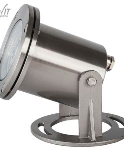 LED Pond Underwater Light Stainless Steel 5W in 3000K 9cm Havit Lighting