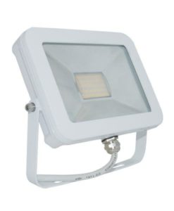 LED Flood Light Outdoor White 20W in 5000K 18cm Tablet CLA Lighting