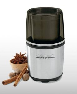 Cuisinart Spice and Nut Grinder Stainless Steel