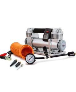 Portable Silver Air Compressor -OTB600