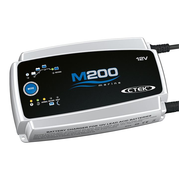 CTEK 12V 15Amp M200 Smart Battery Charger