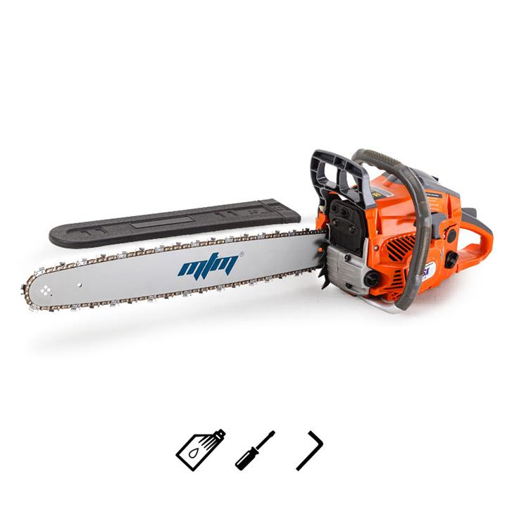 "22"" E-Start 62cc Petrol Chainsaw 62SX"