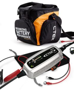 CTEK Bundle XS0.8 Smart Battery Charger