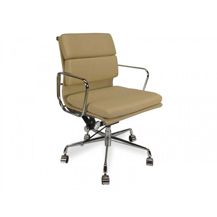 Soft Pad Management Boardroom Office Chair - Eames Replica - Light...