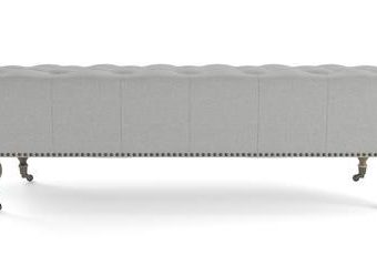 Helene® Bench - Cloud Grey