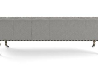 Helene® Bench - Stone Grey