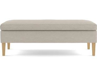 Alexa Bench - French Beige