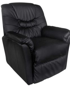 vidaXL Massage Chair Black