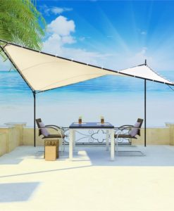 vidaXL Butterfly Gazebo 4 x m Waterproof