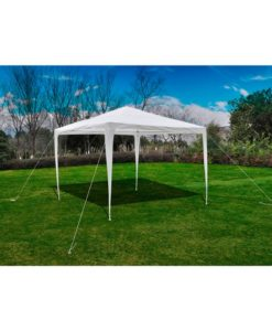 vidaXL White Party Tent 3 x m