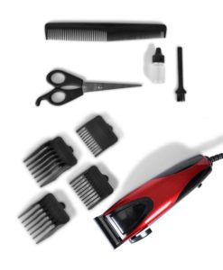 vidaXL Professional Animal Dog Pet Clippers Grooming Kit 9 PCS