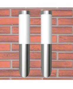 vidaXL 2 Wall Lights 6 x 36 cm