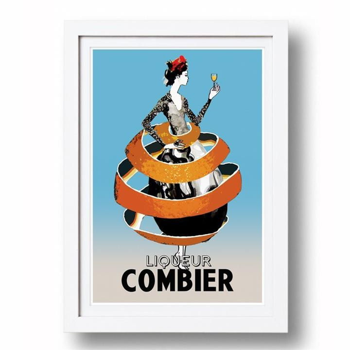 Classic Combier Poster | Signed