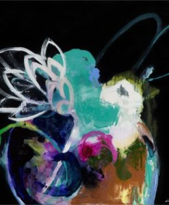 Protea and Blue Bowl | Limited Edition Print by Ali McNabney-Stevens