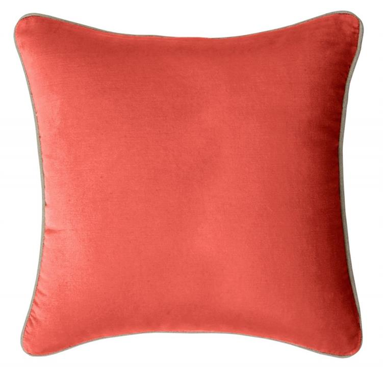 Gabriel Cushion Cover | Red | Various Sizes