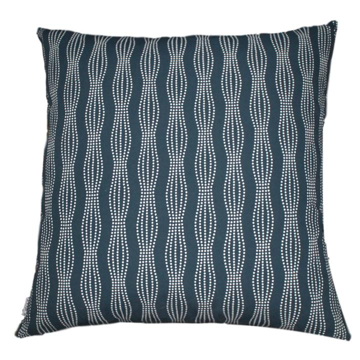 Fantasia Galaxy Midnight | Indoor Outdoor Fade and Water Resistant Floor Cushion | Includes Insert