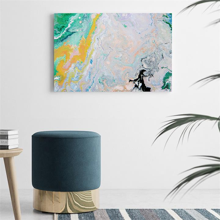The Fragments Print | Canvas and Framed Print