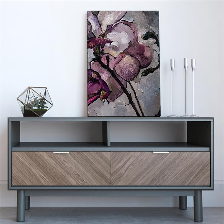 The Magnolia Print | Canvas and Framed Print