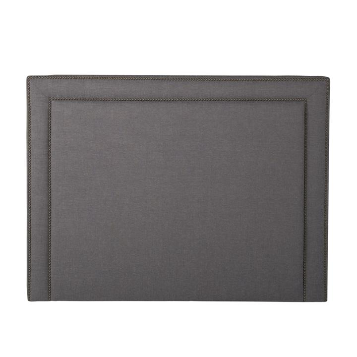 Griffin Bedhead Charcoal | Various Sizes