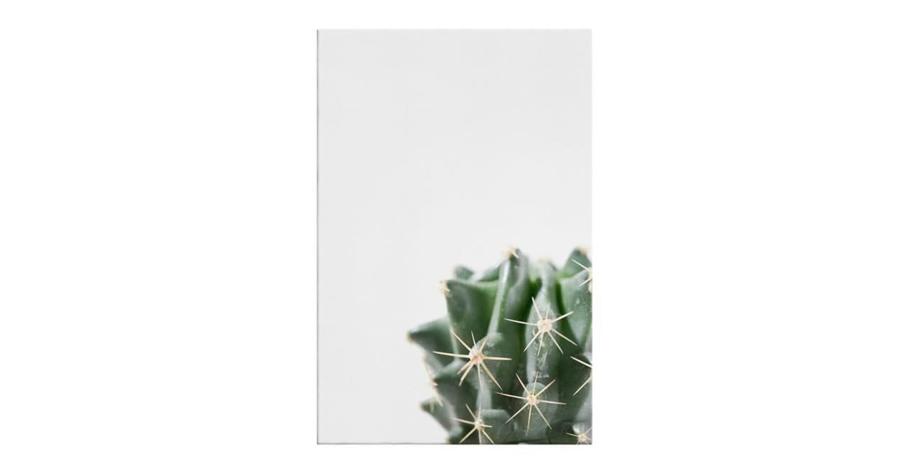 The Prickle Print Canvas Large Right