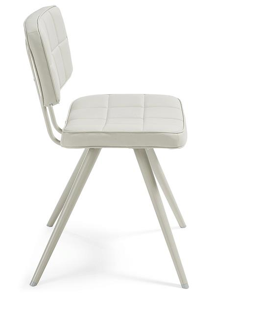 Olympus Dining Chair Seat Pearl