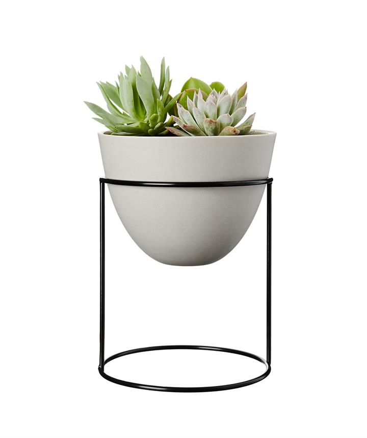 Nest Petite Stand and Vessel