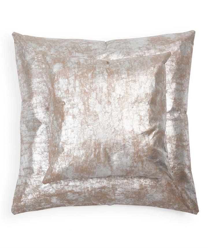 Luxe Paper Cushion Silver Brown
