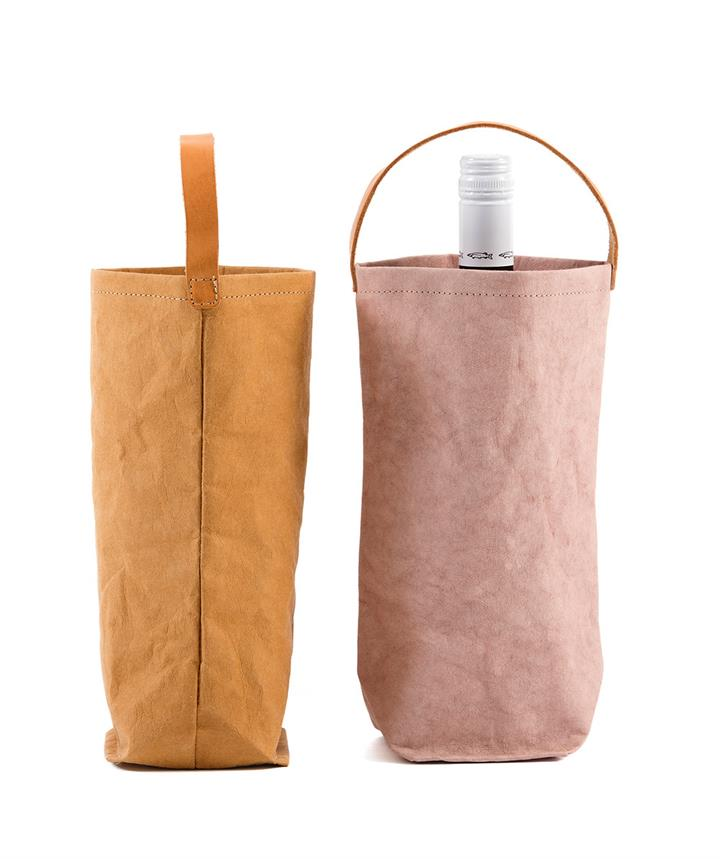 Paper Wine Bag With Handles